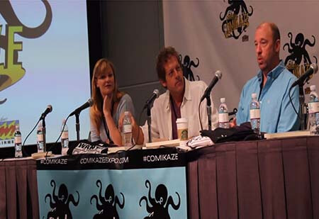 Comikaze Panel Interview