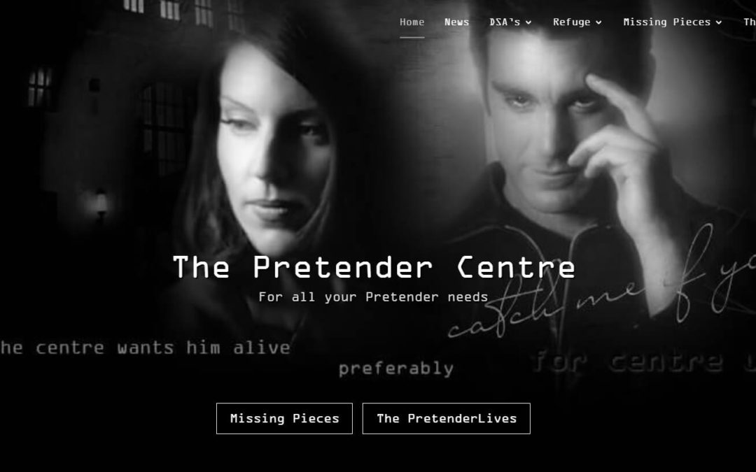 PretenderCentre Back online