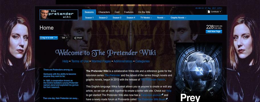 pretender.wikia.com